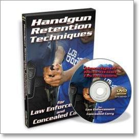 Handgun Retention Techniques with Barry Barker: for Law Enforcement & Concealed Carry (DVD)