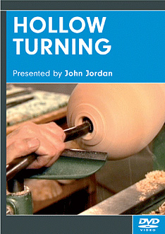 Hollow Turning with John Jordan (DVD)