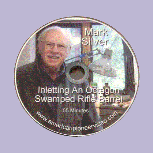 Inletting An Octagon Swamped Rifle Barrel (DVD)