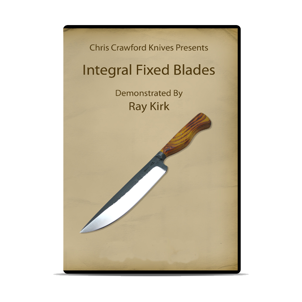 Integral Fixed Blades with Ray Kirk (DVD)