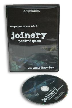 Joinery Techniques with Amit Har-lev (DVD)