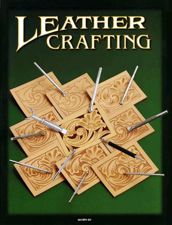 Leather Crafting by Tony Laier
