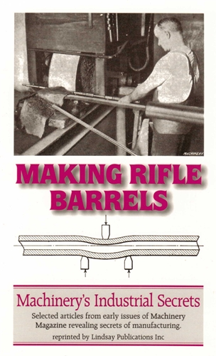 Making Rifle Barrels