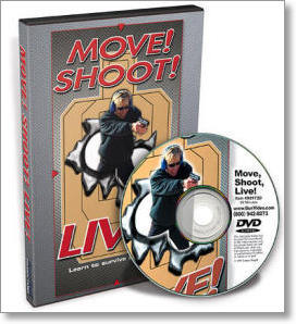 Move! Shoot! Live! with Lenny Magill (DVD)