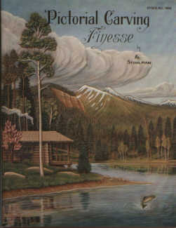 Pictorial Carving Finesse by Al Stohlman