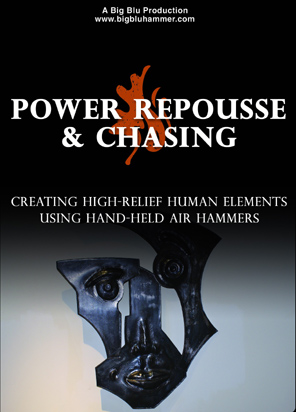 Power Repousse and Chasing (DVD)