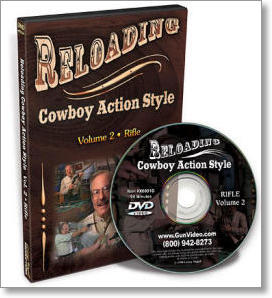 Reloading (Cowboy Action Style) Rifle with Larry Cohen (DVD)
