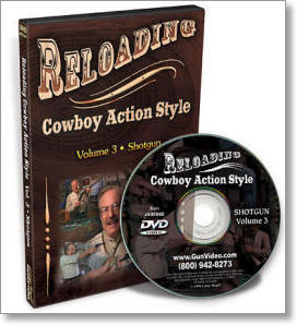 Reloading (Cowboy Action Style) Shotgun with Larry Cohen (DVD)