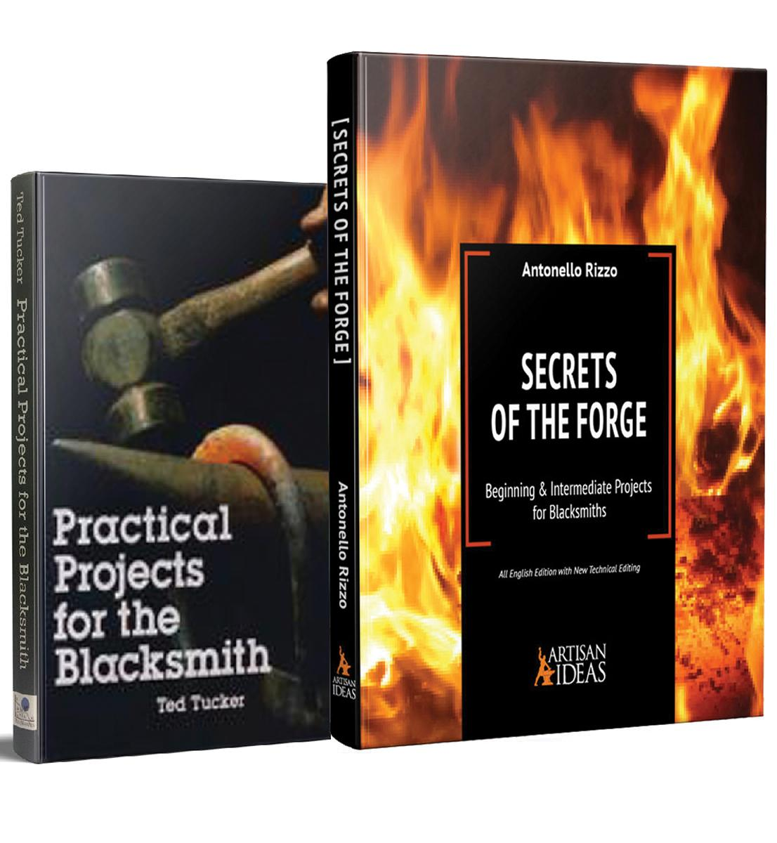 Secrets of the Forge plus Practical Projects (Two Book Set)