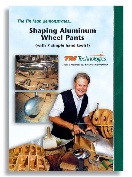 Shaping Aluminum Wheel Pants with Kent White (DVD)
