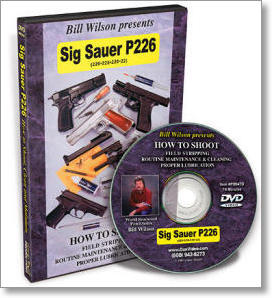 Sig Sauer P-Series: How To Shoot with Bill Wilson (DVD)