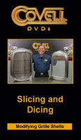 Slicing and Dicing: Modifying Grille Shells with Ron Covell (DVD)
