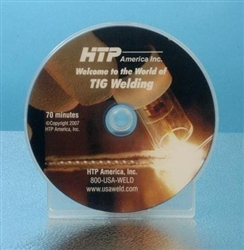 Welcome to the World of TIG Welding (DVD)