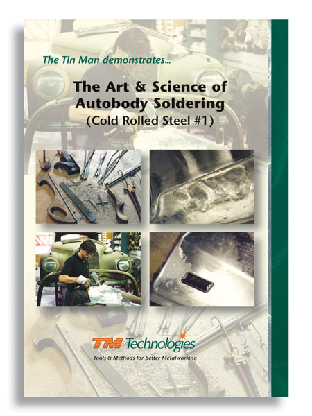 The Art & Science of Autobody Soldering with Kent White (DVD)