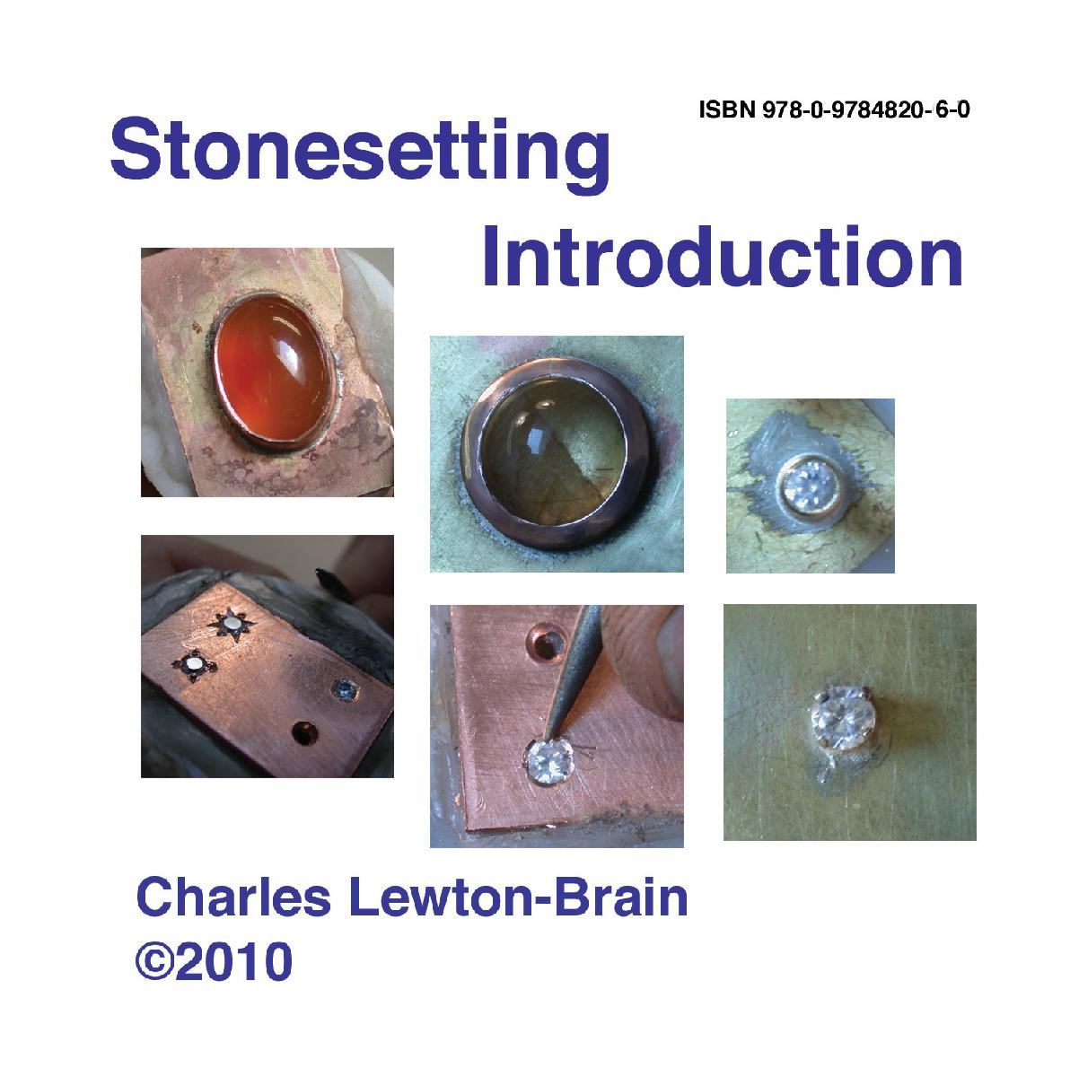 Stonesetting Introduction by Charles Lewton-Brain (CD-ROM)