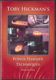 Toby Hickman's Power Hammer Techniques (DVD)