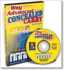 Way Advanced Concealed Carry Techniques with Lenny Magill (DVD)