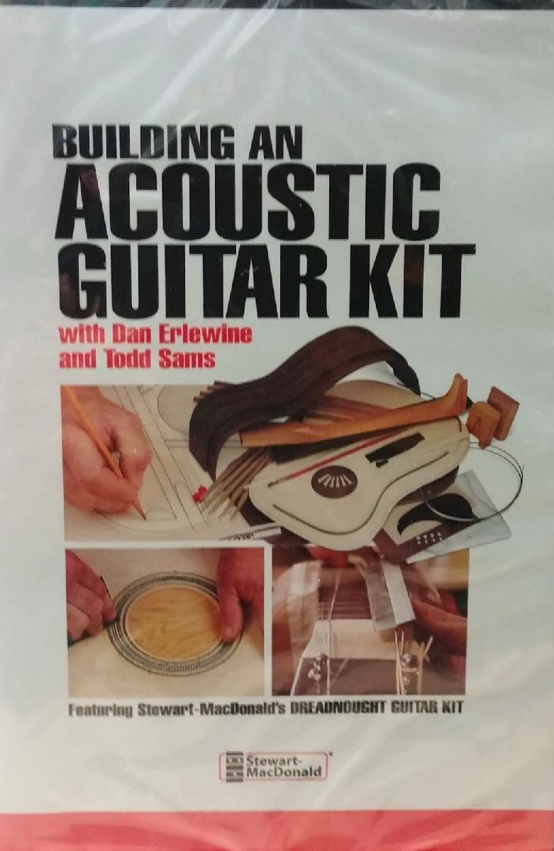 Building an Acoustic Guitar from a Kit (DVD) with Dan Erlewine and Todd Sams