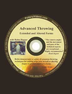 Advanced Throwing with Robin Hopper: Extended and Altered Forms (DVD)