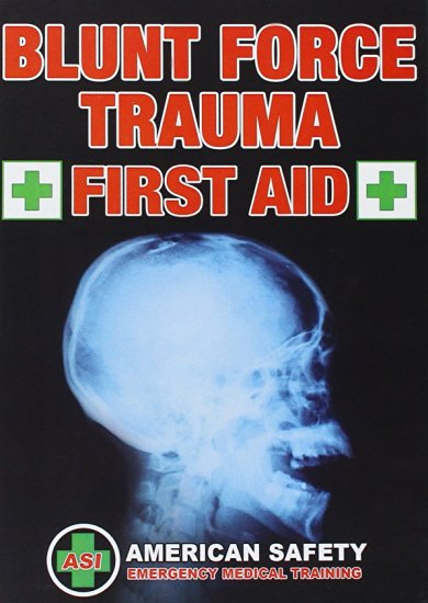 Blunt Force Trauma First Aid (DVD)