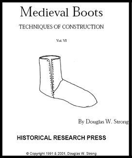 Medieval Boots by Doug Strong
