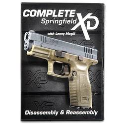 Complete Springfield XD Disassembly and Reassembly with Lenny Magill (DVD)