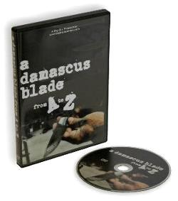 A Damascus Blade from A to Z with Mike Norris (DVD)
