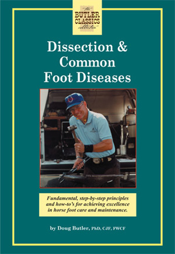 Dissection & Common Foot Diseases (of the Horse) DVD