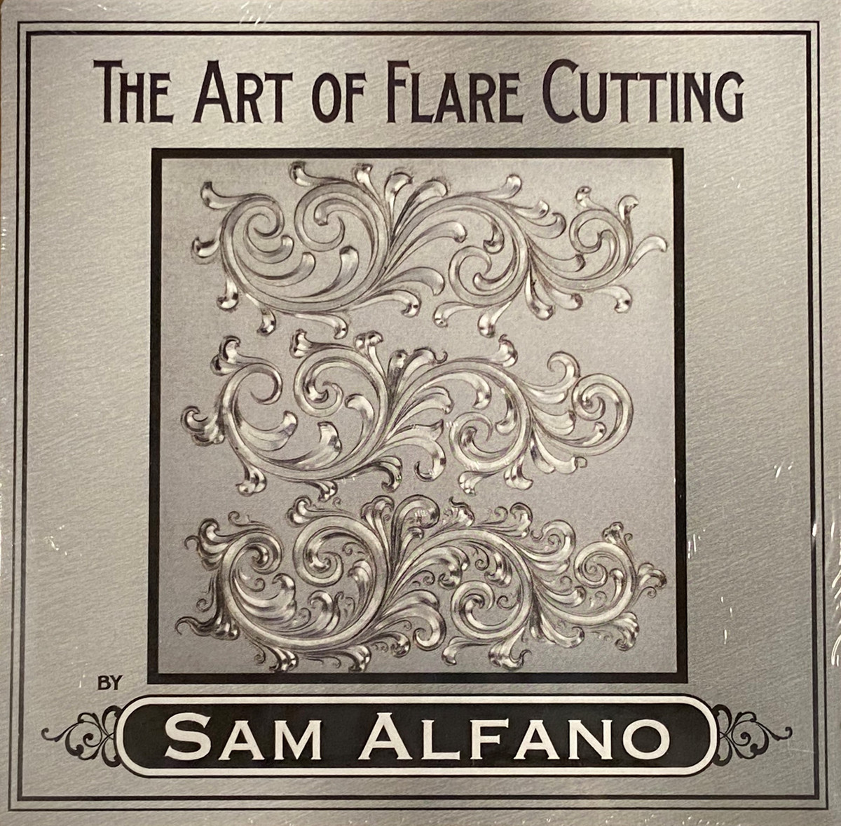 The Art of Flare Cutting by Sam Alfano (DVD)