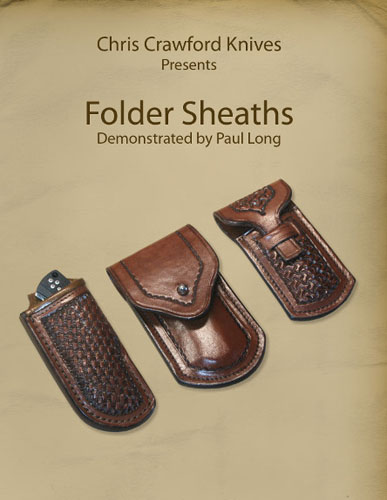 Folder Sheaths with Paul Long (DVD)