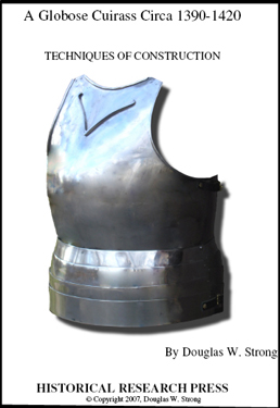 A Globose Cuirass Circa 1390-1420 by Doug Strong