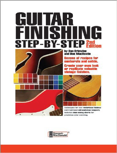 Guitar Finishing Step By Step