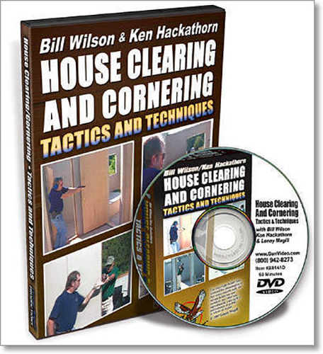 House Clearing & Cornering Tactics & Techniques (DVD)