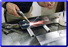 Welding: How To Gas Weld Aluminum with Ron Fournier (DVD)