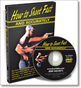 How To Shoot Fast And Accurately with Rob Leatham, Jerry Barnhart, Chip McCormick, Ken Tapp, Brian Enos (DVD)
