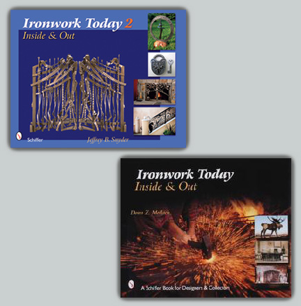 Ironwork Today: Inside & Out, Volumes I and II by Dona Z. Meilach and Jeffrey B. Snyder