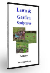 Lawn & Garden Sculptures with George Goehl (DVD) (Out of Print)