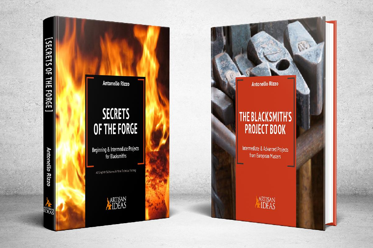 Secrets of the Forge plus The Blacksmith's Project Book (Two Book Set)