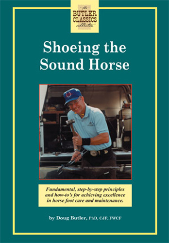 Shoeing the Sound Horse (DVD)