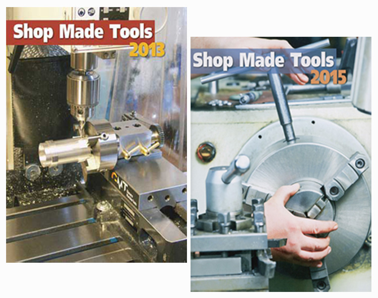 Shop Made Tools, 2 Volume Set (2013 & 2015) Softcover