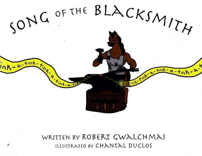 Song of the Blacksmith by Robert Gwalchmai