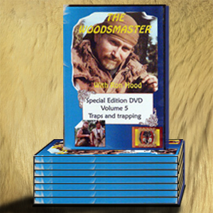 Survivalist DVD Library with Ron Hood (8 DVD Survival Set)