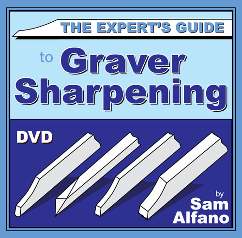 The Expert's Guide to Graver Sharpening by Sam Alfano (DVD)