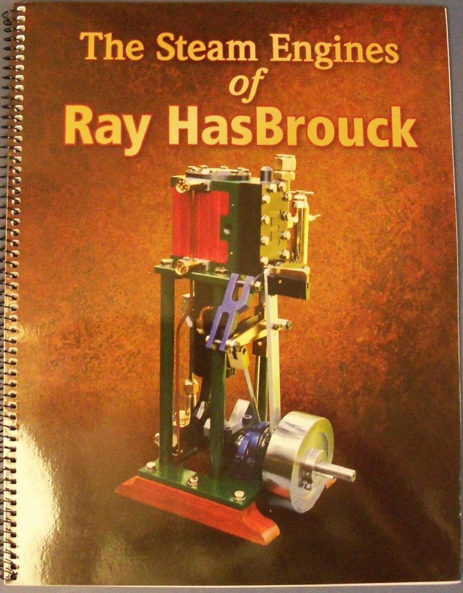 The Steam Engines of Ray HasBrouck (Spiral-bound)