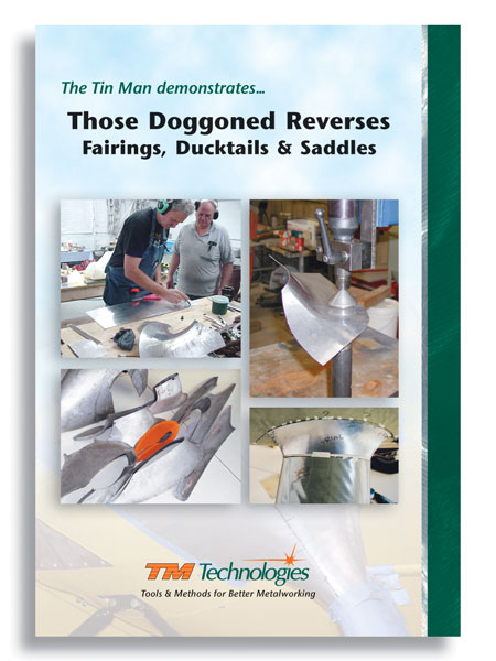 Those Doggoned Reverses: Fairings, Ducktails and Saddles with Kent White (DVD)