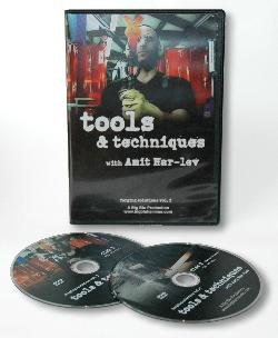 Tools and Techniques with Amit Har-lev (DVD)