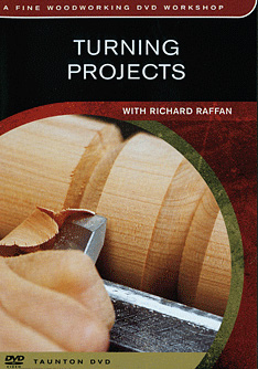 Turning Projects with Richard Raffan (DVD)