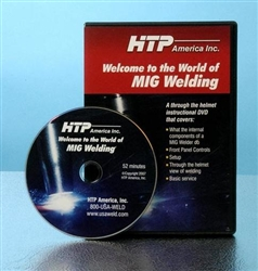 Welcome to the World of MIG Welding (DVD)