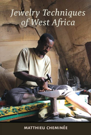 Jewelry Techniques of West Africa by Matthieu Cheminée (DVD)