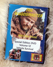 Vehicle Survival with Ron Hood: Woodsmaster Volume 12 (DVD)